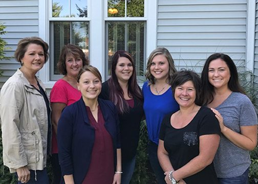 Cardinal Orthodontics Webster Grove staff