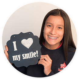 Cardinal Orthodontics teen braces