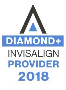 2018 Diamond Plus Invisalign provider